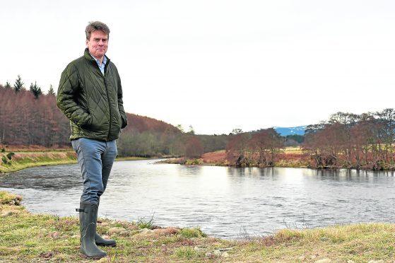 Mark Bilsby - Director of the River Dee Trust