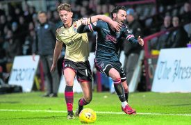 Staggies squander two-goal lead to draw with Killie