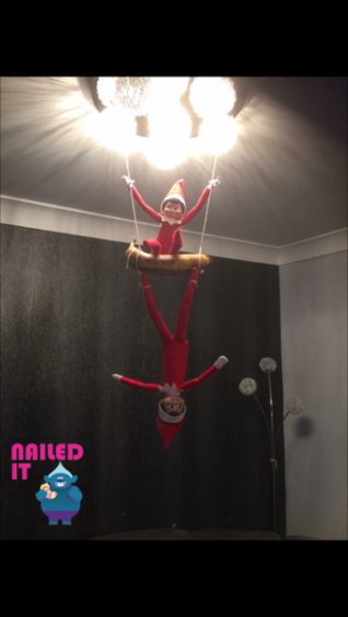 These elf circus performers live with the Dionne family in Aberdeen