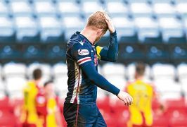 Coyle hurting as struggling Staggies hit rock-bottom