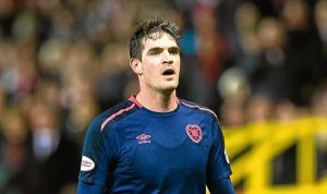 Hearts appeal Lafferty's red card against Aberdeen