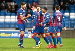 Refs have Robertson riled: Manager feels Caley Thistle not getting fair crack of whip