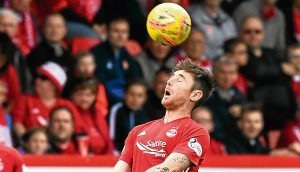Dons midfielder Tansey is heading for stint at Ross County