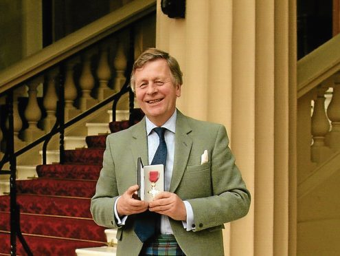 James Edward Sugden, OBE