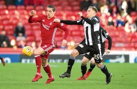 McLean planning a fairytale ending with Aberdeen