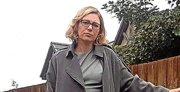 Gillian Martin MSP.