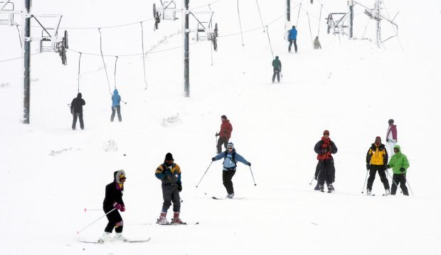 Busy weekends for snow sports across the north were far and far between in 2018-19.