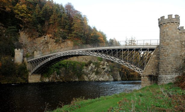 Repairs proposed for this year include a £1.8million four-month project on the A941 Craigellachie Bridge to resurface the road and pavement as well faults with the structure.