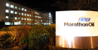 Marathon Oil's HQ in Aberdeen