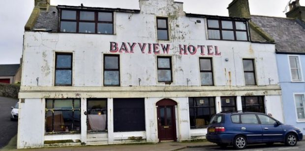 Bayview Hotel, Macduff