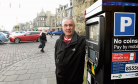 Free parking in Aberdeenshire could be scrapped
