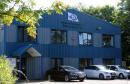 Pictured is a locator of the building which houses two companies. Denholm and MacNamee LTD and Turner and Hickman LTD