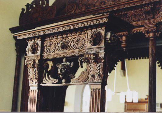 The laird's loft