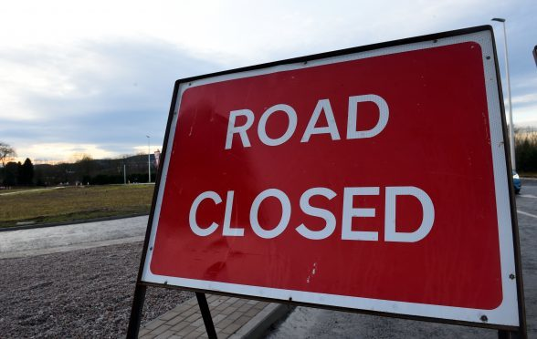 A82 will be closed for several nights for resurfacing at Dochfour.