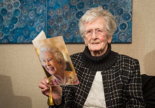 Elsie Duncan, better known as Dolly, has celebrated her 100th birthday.