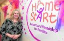 Georgette Cobban, Scheme Manager for Home-Start Aberdeen.    Picture by Kami Thomson