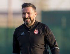 McInnes insists there will be no complacency when Dons face United in Scottish Cup
