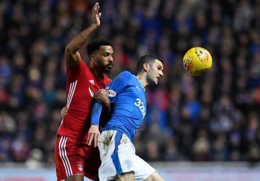 Aberdeen will play Rangers in one of three games at Pittodrie.
