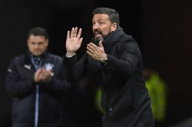 McInnes urges players to focus on getting league campaign back on track at Partick