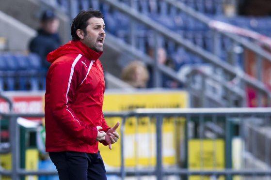 Paul Hartley has left Falkirk.