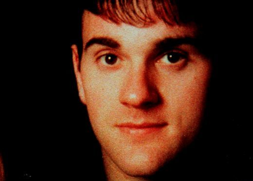 The body of Kevin Mcleod, 24, was recovered from Wick harbour on February 9, 1997.
