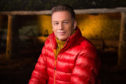 Chris Packham will be attending the Cairngorms as part of the filming