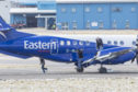 """Emergency services """"on standby"""" at north-east airport"""