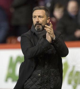 Aberdeen boss Derek McInnes brushes off link with West Brom vacancy