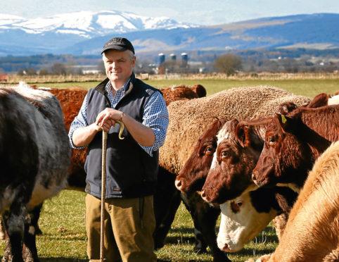 John Scott of Fearn Farm