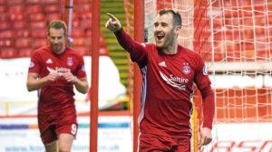 McGinn back with bang: Dons boss hails Niall's impact since return