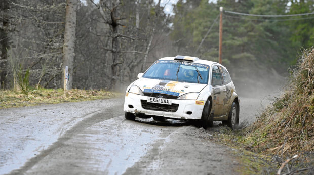 This weekend's Snowman Rally has been cancelled