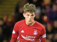 Ryan Christie scored the opener for Aberdeen