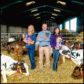 The three sibling owners of Mackies of Scotland, Kirstin McNutt, Mac Mackie and Karin Hayhow.