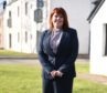 The Rev Heidi Hercus was ordained by the Church of Scotland