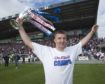 Inverness stopper Bobby Mann in 2004.