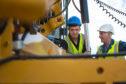 Construction skills college, Bircham Newton, Norfolk, UK.