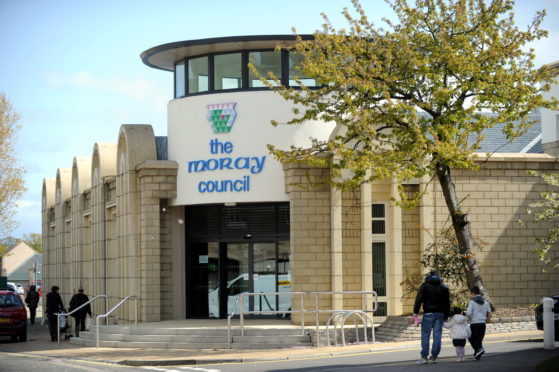 Moray Council was told to apologise to the pupil's parents.