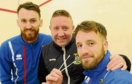 Caley Thistle players step up to become Stem cell donors