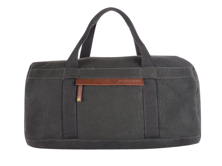 Gents can give the ladies some fashion competition thanks to this John Rocha canvas holdall bag, £55