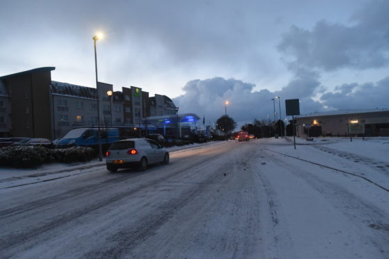 Latest school closures across north of Scotland due to weather conditions.