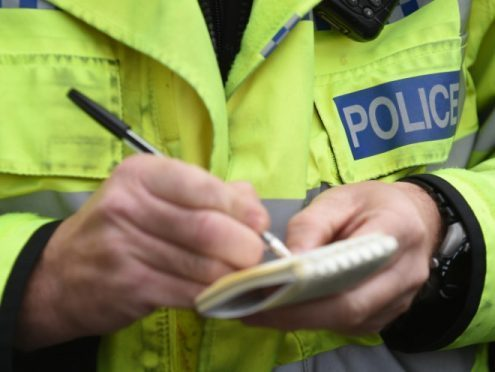 Police are appealing for information after a large quantity of male fragrances were stolen from the Boots premises on Eastfield Way at around 12.30pm on Sunday