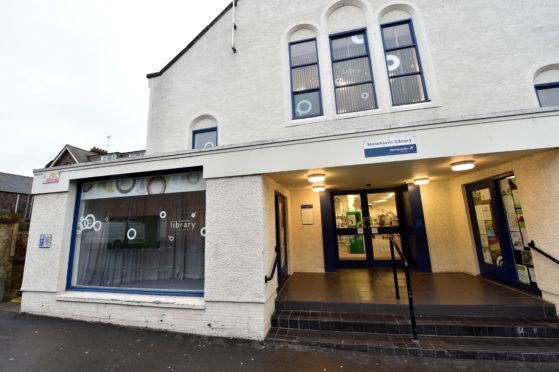 Stonehaven Library is one of the facilities that could have been managed under the abandoned trust plans, which ultimately cost Aberdeenshire Council more than £370,000
