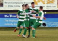 Highland League current champions Buckie Thistle