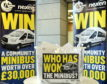 Press and Journal and Nexen, Community Mini Bus Competition.