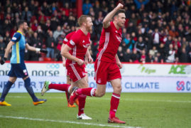 Aberdeen's Andrew Considine: There's still time to right our wrongs against the Old Firm this season