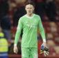 Aberdeen goalkeeper Freddie Woodman