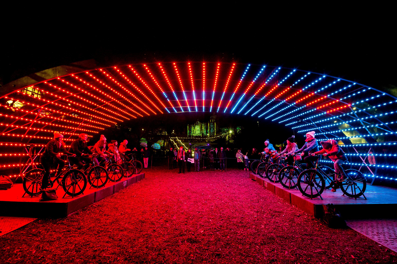 Festival lumières Aberdeen