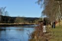 The Don fishing season opened at Inverurie.  (Picture by Colin Rennie)