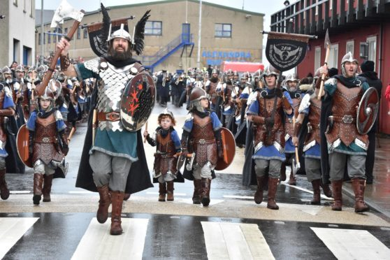 Junior Up Helly Aa to discuss inclusion of girls
