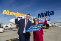 This week will see the first flights to Malta, with Ryanair, take off from Aberdeen International Airport.